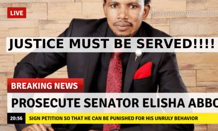 SENATOR ELISHA ABBO Assaults a woman in a S3X TOY SHOP in ABUJA |  SENATE ABBO needs to be CAGED