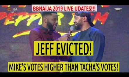 JEFF EVICTED | Mike Tacha Omashola SAFE | Jeff SHOCKED Jackye PUT HIM UP