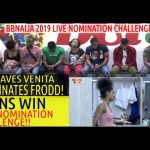 BBNaija 2019 8TH LIVE NOMINATION CHALLENGE | ELO SAVES VENITA, REPLACE FRODD | ESTHER WINS HOH AGAIN
