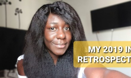 MY 2019 IN RETROSPECT | VLOGMAS | END OF 2019