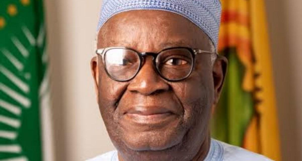 A New Chief Of Staff (Nigeria), Prof. Ibrahim Gambari