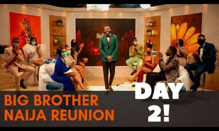 BBNaija Reunion 2020 DAY 2 | ESTHER & THELMA DRAMA