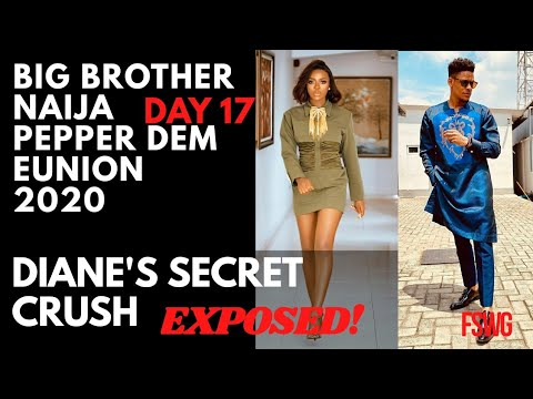 DIANE'S SECRET CRUSH EXPOSED! | DID IKE BLOCK MERCY ON INSTAGRAM? | BBNaija REUNION 2020 DAY 17