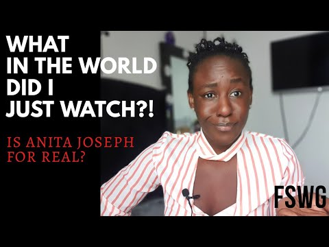 NOLLYWOOD ACTOR ANITA JOSEPH VIRAL VIDEO | MARRIAGE STORY? FEMALE OBJECTIFICATION?