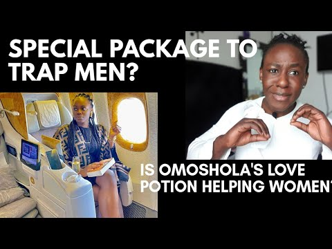 OMOSHOLA PLACE | OMOSHOLA SPECIAL PRODUCTS TO TRAP MEN? | KAYAN MATA PRODUCTS FOR NIGERIAN WOMEN