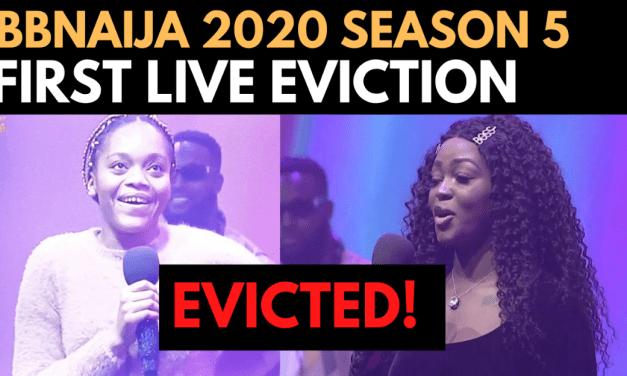 BBNAIJA 2020 IST LIVE EVICTION SHOW | LILO AND KA3NA EVICTED!