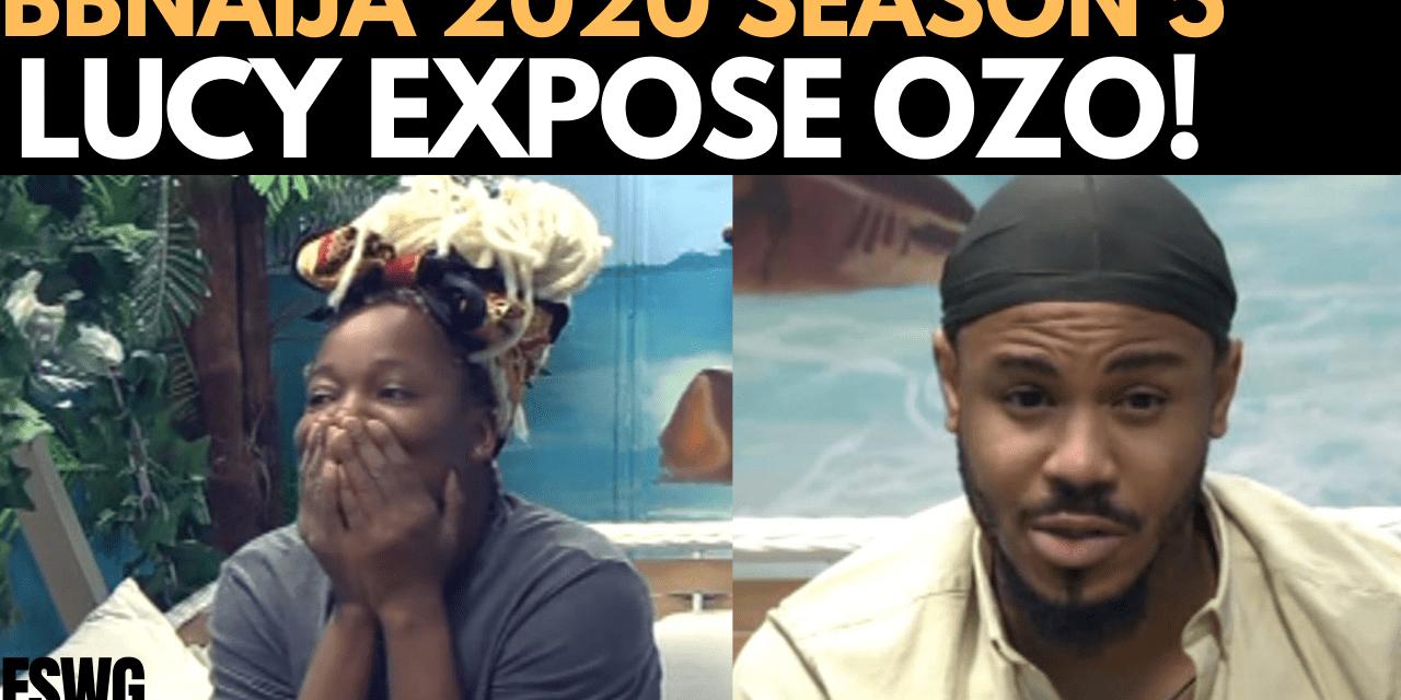BBNAIJA 2020: TOLANIBAJ & VEE HAVE HISTORY | LUCY EXPOSE OZO