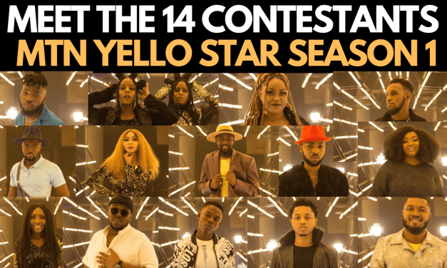 MTN YELLO STAR SEASON 1| MEET THE 14 CONTESTANTS