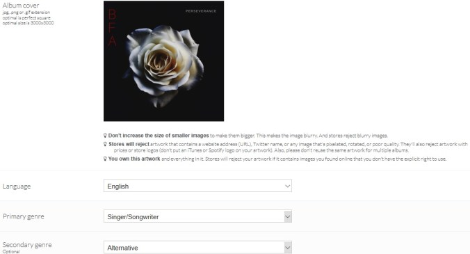 DistroKid Music Distribution