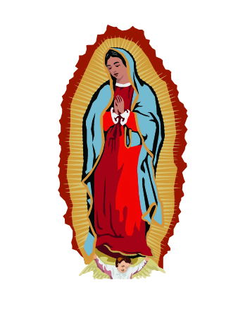 Virgin De Guadelupe