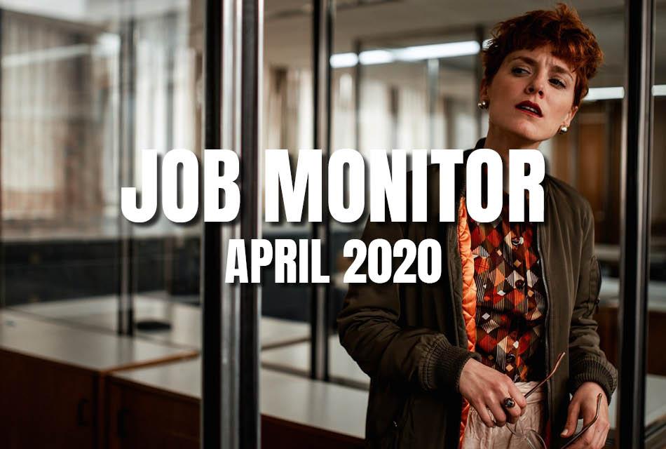 Marketing Job Monitor April 2020