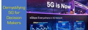 Provides the facts on 5G to prepare your organization and define your market strategy. Free of charge to qualified clients.