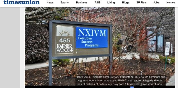 2011 nxivm headquarters