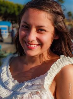 Smiling Senorita