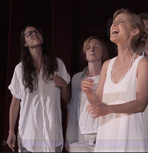 singing to vanguard