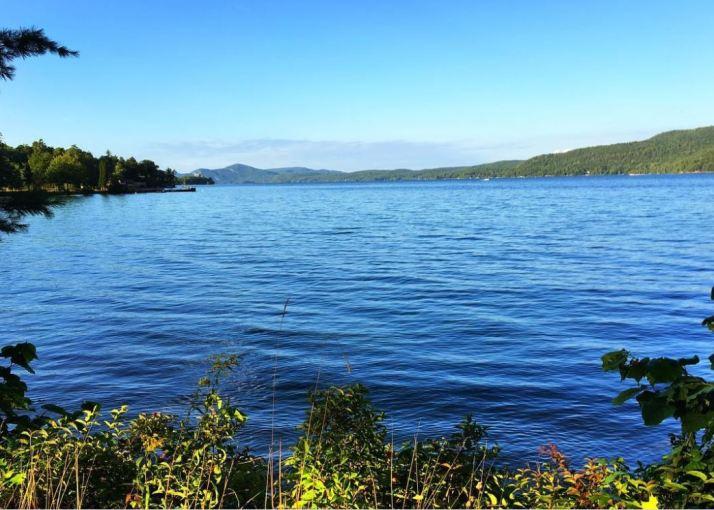v lake goerge