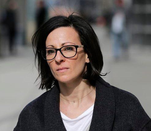 Lauren Salzman heads to court