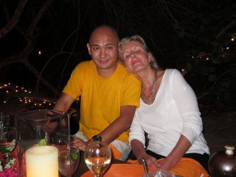 Exclusive Photos: Dalai Lama's Emissary Lama Tenzin on 'Nxivm' Island With Allison Mack Img_0281