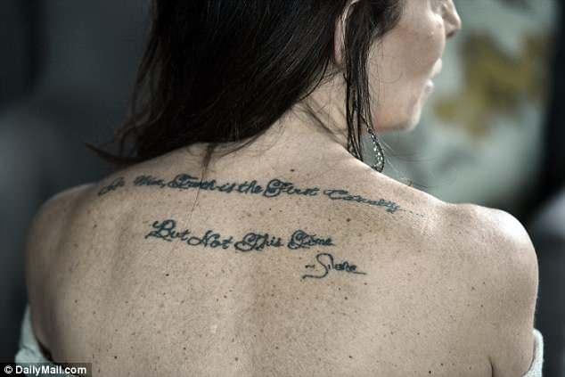Image result for toni natalie tattoo