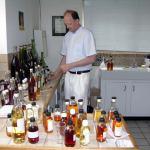 Cognac proeven in Cognac
