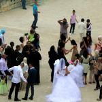 Bruiloft in Nîmes