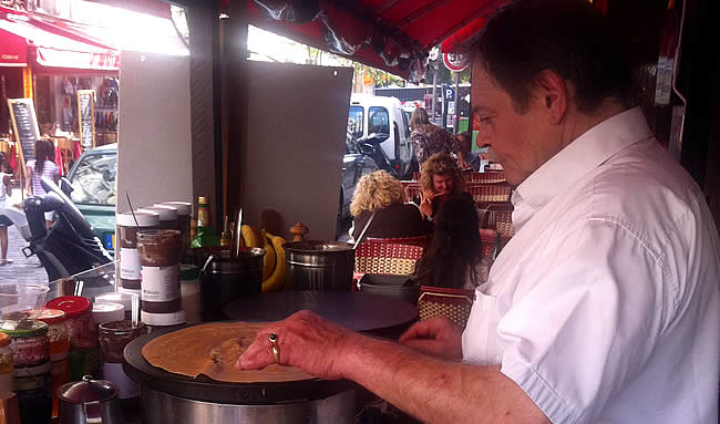 Eten met kinderen in Parijs