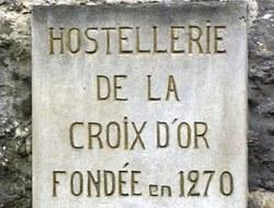 Hostellerie de la Croix d'Or in Provins