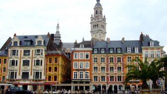 Via Brussel naar Lille, 4100 km dwars door Frankrijk