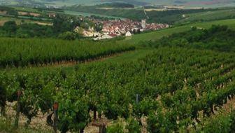 Sancerre, wijndorp in Frankrijk