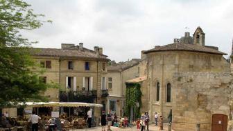 Via Saint-Emilion naar de Gers