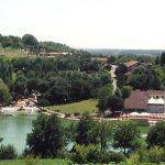 Fietsen bij Lectoure in de Gers