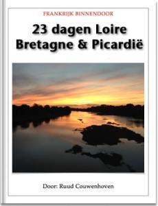 eBook 23 dagen Loire, Bretagne & Picardië