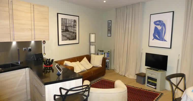 Appartementen in Parijs