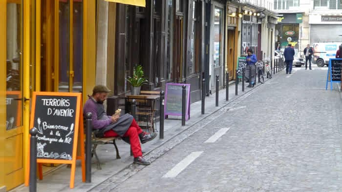 Op ontdekkingstocht bij de Bastille in Parijs