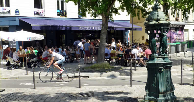 Belville een hoogtepunt in Parijs