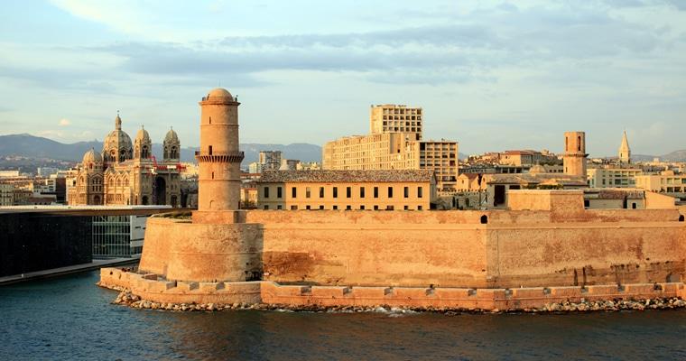 Stedentrip Marseille