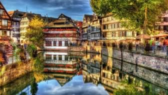Rondreis Elzas: Metz, Straatsburg en de wijnstreken bij Colmar.
