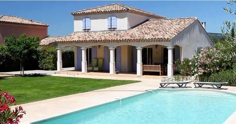 Luxe villa's La Vallée de St.Baume