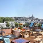 Aparthotel Citadines Montmartre. Aanbieding hotel Parijs in de meivakantie + € 50 retour!