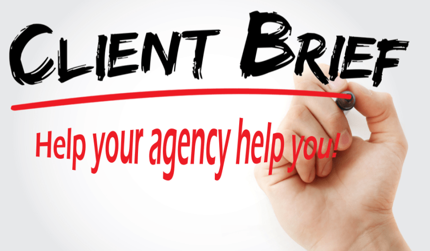 5 Key Elements a Regional Company Should Include in a Brief to Their Agency