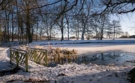 Im Park vom Schloss in Wiesenburg