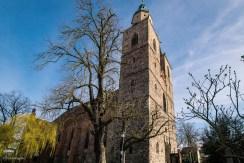 Die Nikolaikirche von Jüterbog
