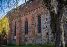 Nikolaikirchhof in Jüterbog