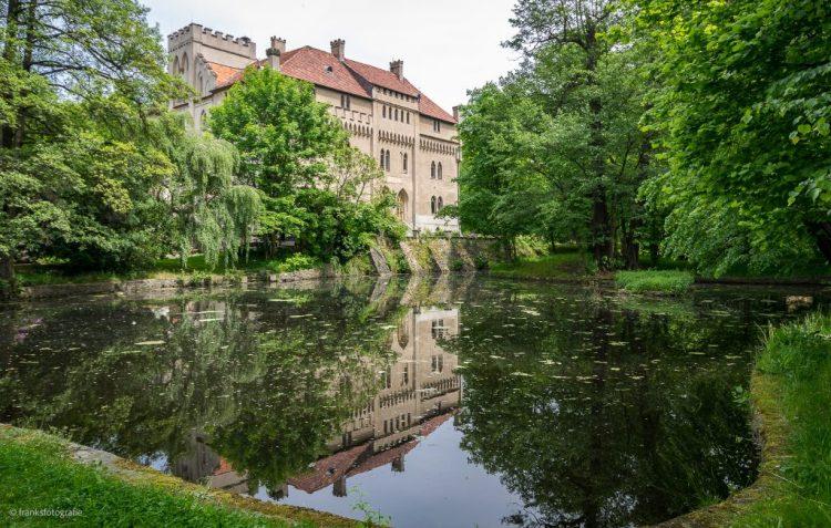 Schlössertour Rödertal Schloss Seifersdorf