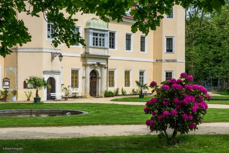 Schlössertour Rödertal Schloss Hermsdorf