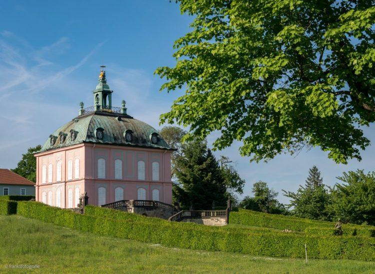 Schloss Moritzburg Fasanerie Fasanenschlösschen
