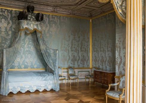 Das Paradeschlafzimmer Heinrichs