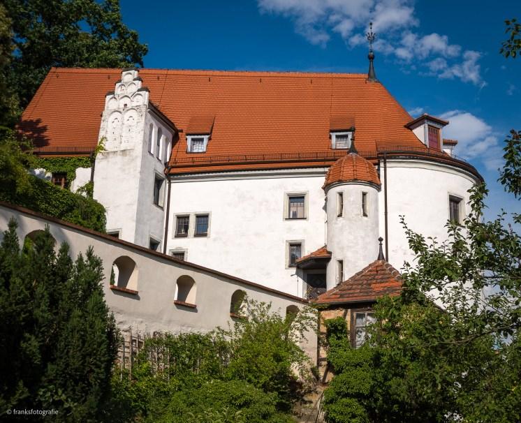 Torhaus und Zwinger