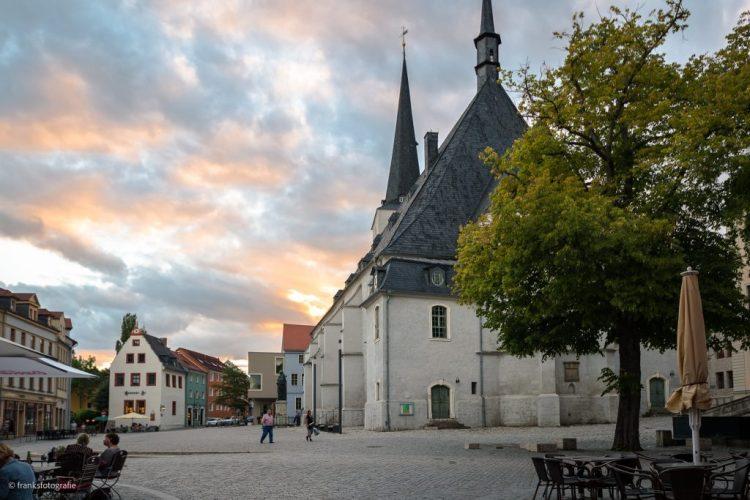 Weimar erkunden Herderplatz