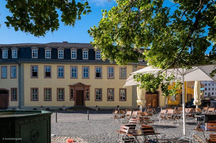 Weimar erkunden Goethes Wohnhaus